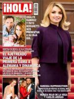 Hola! Magazine [Mexico] (23 April 2016)