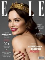 Elle Magazine [Slovenia] (February 2014)