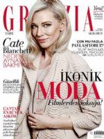 Grazia Magazine [Turkey] (7 October 2015)
