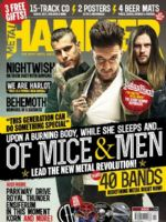 Metal&Hammer Magazine [United Kingdom] (April 2015)