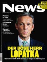 News Magazine [Austria] (15 October 2016)