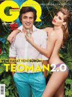 GQ Magazine [Turkey] (May 2012)