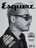 Esquire Magazine [Mexico] (April 2017)