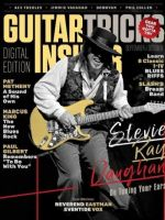 Guitar Tricks Insider Magazine [United States] (October 2017)