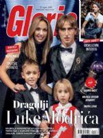 Gloria Magazine [Croatia] (27 September 2018)