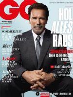 GQ Magazine [Germany] (July 2015)