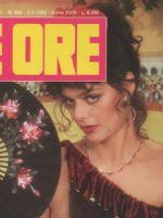 Le Ore Magazine [Italy] (5 March 1986)