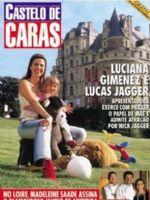 Castelo De Caras Magazine [Brazil] (29 September 2001)
