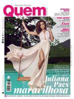 Quem Magazine [Brazil] (19 May 2017)