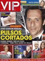 VIP Magazine [Portugal] (31 January 2017)