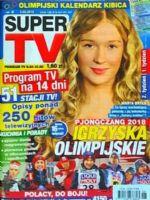 Super TV Magazine [Poland] (9 February 2018)