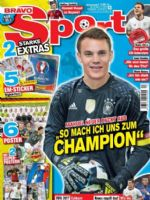 BRAVO sport Magazine [Germany] (16 June 2016)