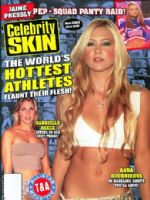 Celebrity Skin Magazine [United States] (April 2004)
