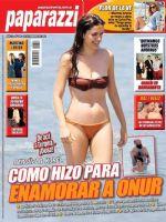 Paparazzi Magazine [Argentina] (20 February 2015)