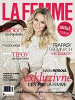 La Femme Magazine [Slovakia] (December 2014)