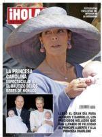 Hola! Magazine [Mexico] (20 May 2015)