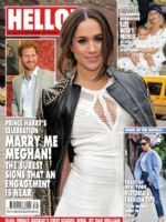 Hello! Magazine [United Kingdom] (25 September 2017)