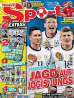 BRAVO sport Magazine [Germany] (14 July 2016)