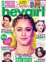 Hey Girl Magazine [Turkey] (September 2017)