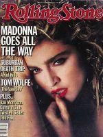 Rolling Stone Magazine [United States] (22 November 1984)