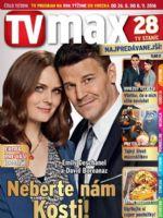 TV Max Magazine [Slovakia] (26 August 2016)