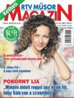 Kétheti RTV Műsormagazin Magazine [Hungary] (8 April 2019)