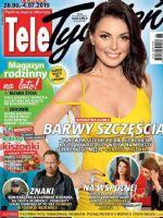 Tele Tydzień Magazine [Poland] (24 June 2019)