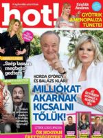 HOT! Magazine [Hungary] (7 June 2018)