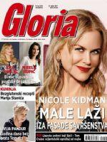Gloria Magazine [Croatia] (16 February 2017)