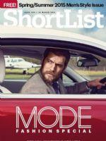 Shortlist Mode Magazine [England] (18 March 2015)