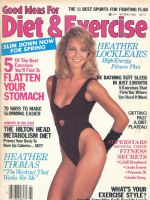 Diet & Exercise Magazine [United States] (March 1986)