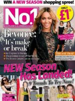 No.1 Magazine [United Kingdom] (12 September 2014)