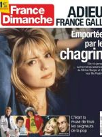France-Dimanche Magazine [France] (12 January 2018)