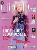Grazia Magazine [Croatia] (February 2015)