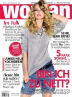 Woman Magazine [Austria] (24 October 2014)