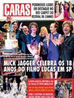 Caras Magazine [Brazil] (26 May 2017)