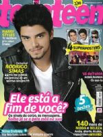 Toda Teen Magazine [Brazil] (2 April 2013)