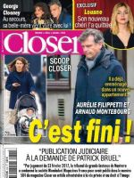 Closer Magazine [France] (3 March 2017)