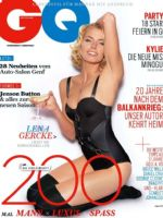 GQ Magazine [Germany] (2 April 2014)