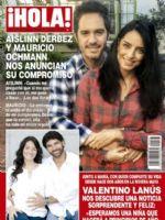 Hola! Magazine [Mexico] (25 November 2015)