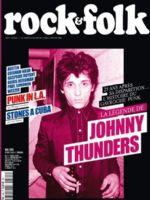 Rock & Folk Magazine [France] (May 2016)