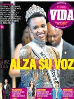 El Diario Vida Magazine [Ecuador] (10 December 2019)