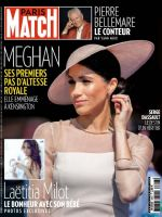 Paris Match Magazine [France] (31 May 2018)