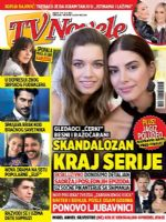 TV Novele Magazine [Serbia] (11 June 2018)