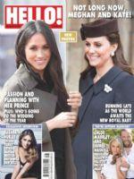 Hello! Magazine [United Kingdom] (16 April 2018)