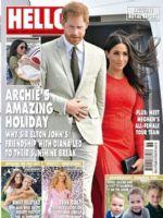 Hello! Magazine [United Kingdom] (2 September 2019)