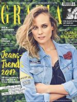 Grazia Magazine [Germany] (25 August 2016)