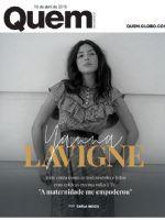 Quem Magazine [Brazil] (19 April 2019)