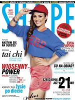 Shape Magazine [Poland] (April 2013)