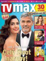 TV Max Magazine [Slovakia] (21 April 2017)